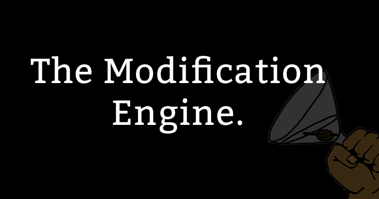 Modification Engine and How it Impacts Rankings