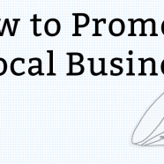 How to Promote a Local Business